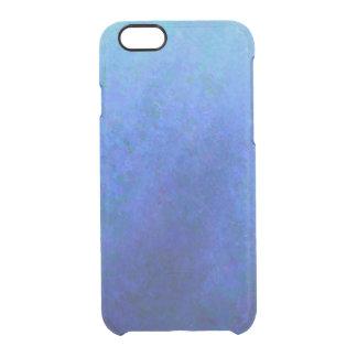Big Blue Clear iPhone 6/6S Case