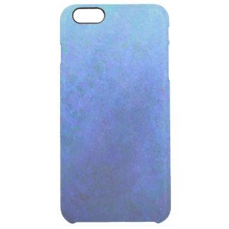 Big Blue Clear iPhone 6 Plus Case