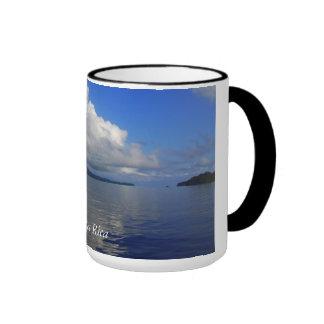 Big Blue Costa Rica Mug