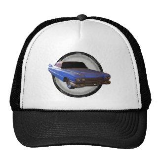 Big Blue Fin 1959 Cadillac Hat