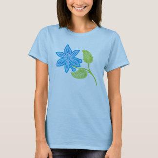 Big Blue Flower T-Shirt