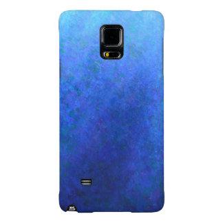 Big Blue Galaxy Note 4 Case