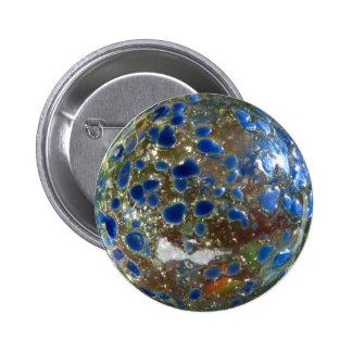 Big Blue Marble 2 Inch Round Button