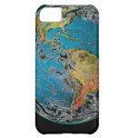 BIG BLUE MARBLE -- THE EARTH COVER FOR iPhone 5C