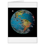 BIG BLUE MARBLE -- THE EARTH GREETING CARDS