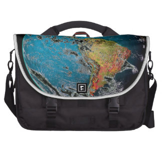 BIG BLUE MARBLE -- THE EARTH COMPUTER BAG