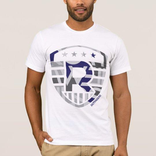 Big Blue - Men - White T-Shirt