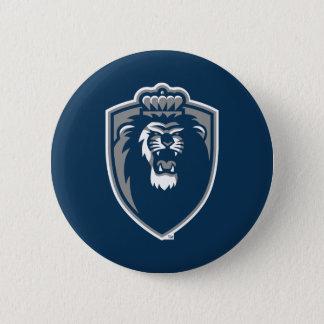 Big Blue Monarchs Shield Button