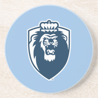 Big Blue Monarchs Shield Sandstone Coaster