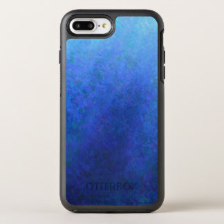 Big Blue OtterBox Symmetry iPhone 8 Plus/7 Plus Case
