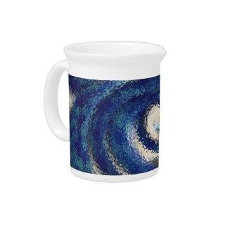 Big Blue pitcher