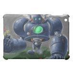Big Blue Robo iPad Mini Covers