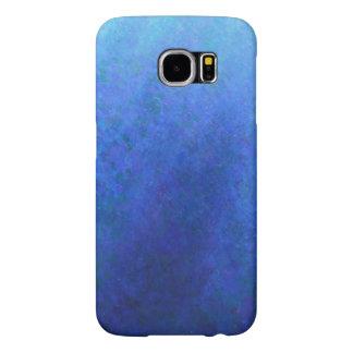 Big Blue Samsung Galaxy S6 Cases