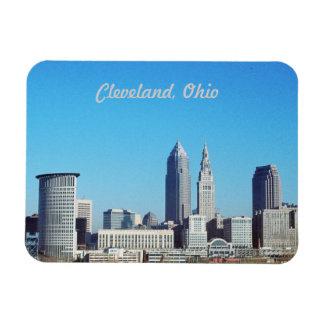 Big Blue Sky Cleveland OH Magnet
