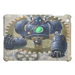 Big Blue  Steampunk  Robo iPad Mini Case