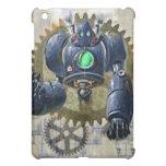 Big Blue  Steampunk  Robo iPad Mini Cases