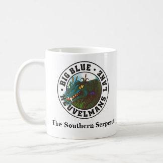 Big Blue, The Southern Serpent Classic White Coffee Mug