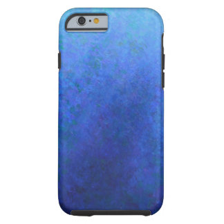 Big Blue Tough iPhone 6 Case