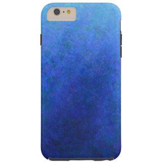 Big Blue Tough iPhone 6 Plus Case