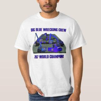 Big Blue Wrecking Crew Tee Shirt