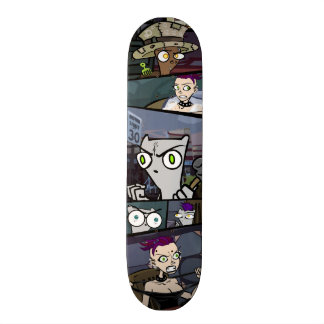 Big Board de la cólera Skateboards