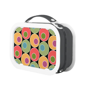 Big Bold Dots Modern Designer Lunchbox