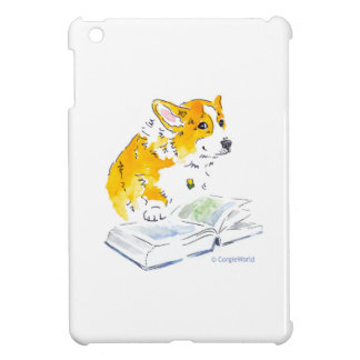 Big Book Corgi iPad Case
