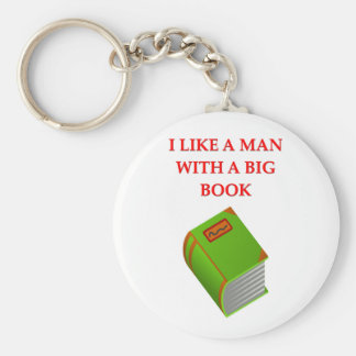 big book keychains