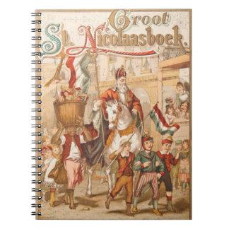 Big Book of St. Nick Dutch Sinterklaas Vintage