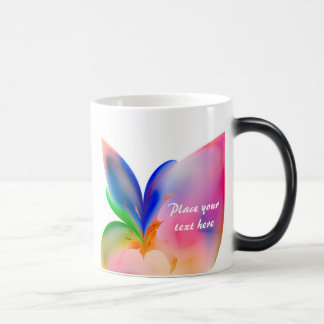 Big Bow Gift Box Magic Mug
