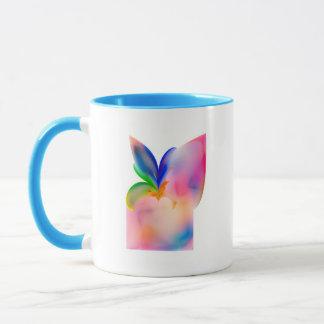 Big Bow Gift Box Mug