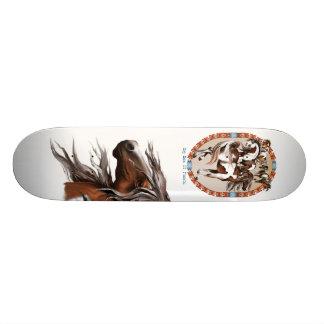 Big Box Of Paints Skateboard