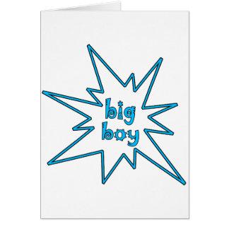 Big Boy Card