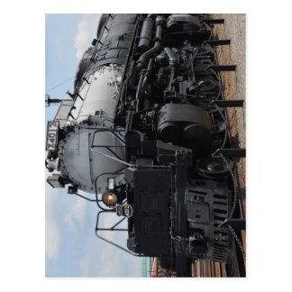 Big Boy No. X4012 Postcard