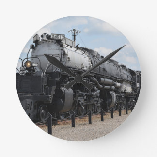 Big Boy No. X4012 Round Clock