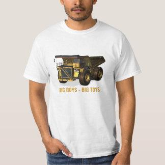 Big Boys - Big Toys T-Shirt