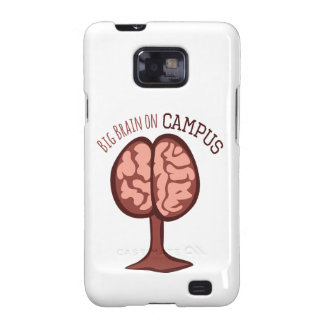 Big Brain On Campus Galaxy S2 Cover