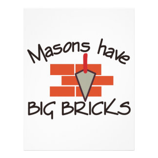 Big Bricks Letterhead