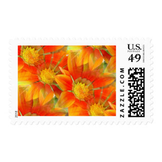 Big Bright Bold and Blurred Postage