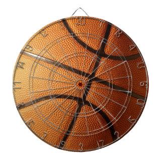 Big Bright Orange Basketball, Dartboard