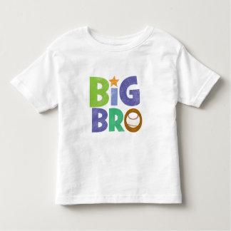 Big Bro Baseball Toddler T-shirt