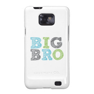 Big Bro Samsung Galaxy SII Cases