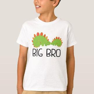 Big Bro Dinosaur Brother Announcement T-shirts