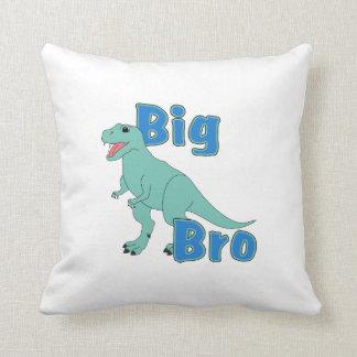Big Green Throw Pillows : Bro Pillows - Decorative & Throw Pillows Zazzle