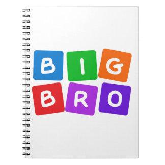 Big Bro notebook