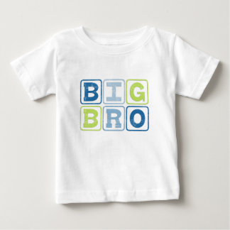 BIG BRO OUTLINE BLOCKS BABY T-Shirt