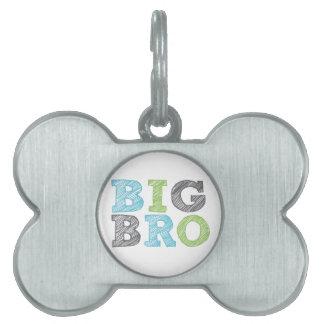 Big Bro Pet ID Tags