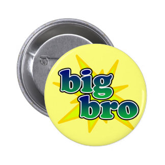 Big Bro Pinback Button