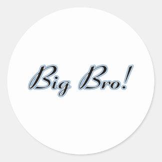 Big Bro! Sticker