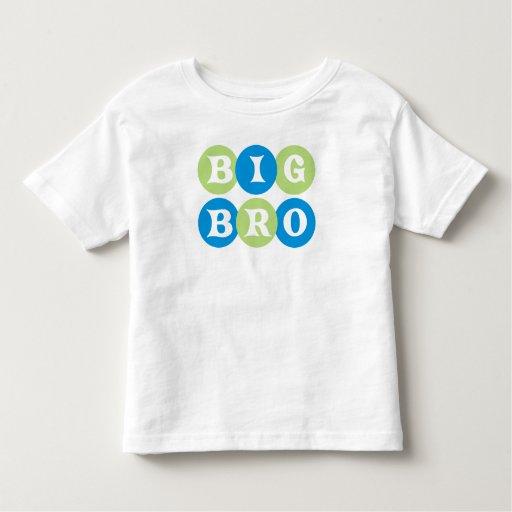 Big Bro Toddler T-shirt